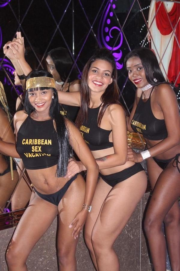 playboy girls punta cana